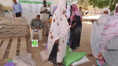 """صورة """"عملية رمضان"""" تنقذ فقراء موريتانيا"""
