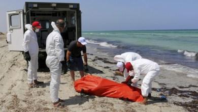 صورة ليبيا.. الأمواج تجرف جثث 85 مهاجرا غرب البلاد