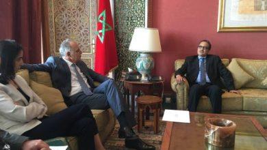 صورة للمرة الثانية ملك المغرب يرفض إستقبال مبعوث الرئيس محمد ولد عبد العزيز
