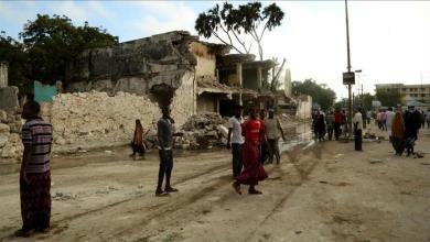 صورة العثور على21 صومالياً قضو إختناقا داخل شاحنة كانت تقلّهم لزامبيا
