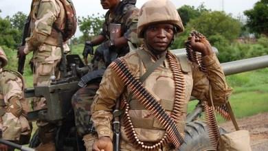 صورة مقتل 11 جنديا نيجيريا في اشتباكات مع مسلحين