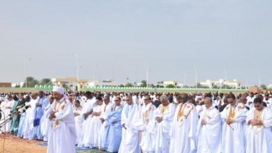 صورة الإمام أحمدو ولد حبيب الرحمن يحذر من خطر  المد الشيعي وإنتشاره في موريتانيا