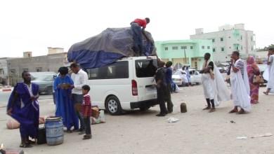 صورة إحالة 15 موظفا بسلطة النقل  البري إلى شرطة الجرائم الاقتصادية بعد إختفاء 100 مليون أوقية
