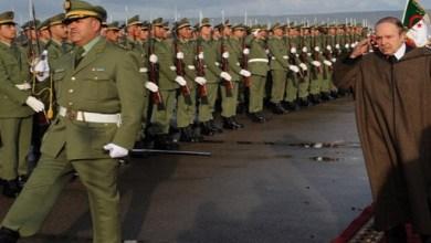 صورة الجزائر تتهم فرنسا بالتخطيط لإنقلاب على بوتفليقة