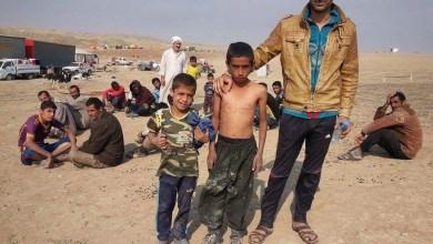 صورة تنظيم داعش يحتجز 8 آلاف عائلة ويستخدمها دروعا بشرية في الموصل