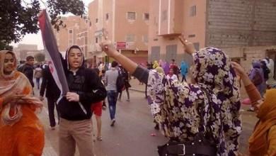 صورة المغــرب : قمع مظاهرات سلمية بمدينتي العيون والسمارة