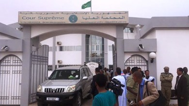 صورة نواكشوط : المحكمة العليا تقرر تمديد فترة المداولات في ملف المسيئ ولد أمخيطير إلى 20 يناير