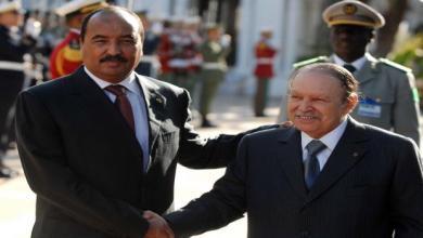 صورة توقيع 16 اتفاقية تعاون بين موريتانيا والجزائر والإعلان عن فتح معبر حدودي بين البلدين