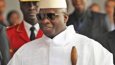 صورة النيجر تمنح الرئيس الغامبي المنتهية ولايته يحي جــامى حق اللجوء السياسي