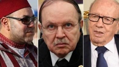 صورة تقرير فرنسي: الوضع في المغرب العربي هش لأن صحة حكامه هشة بإستثنـاء موريتانيا