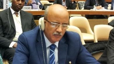 صورة إتهامات لمفوض حقوق الإنسان الشيخ التراد ولد عبد المالك، بالعجز عن الدفع بالقطاع إلى الأمام