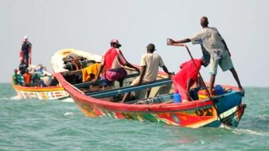 صورة وزير سنغالي: الصيد في المياه الموريتانية جريمة قد تعرض صاحبها للخطر