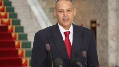 صورة الرئيس الصحراوي يطلع الرئيس الموريتاني على آخر تطوارات القضية الصحراوية