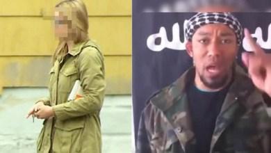 """صورة جاسوسة لدى الـ""""أف بي آي"""" تقع بحب داعشي وتتزوجه بسوريا"""