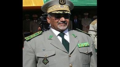 صورة الجنرال ولد مكت يشارك في تأسيس الأفريبول بمؤتمر في الجزائر