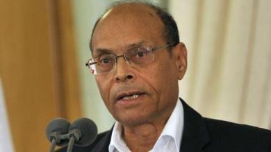 """صورة الرئيس التونسي السابق """"المنصف المرزوقي"""" أمام القضاء .."""