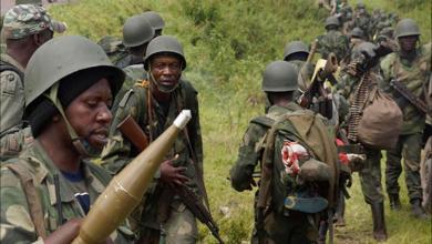 صورة مقتل تاجر موريتاني  في الكونكو برازافيل