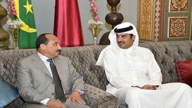 صورة عاجل / موريتانيا تقطع علاقاتها مع قطر