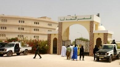 صورة نواكشوط  : محاكمة متهمين بتهريب المخدرات إلى إسرائيل