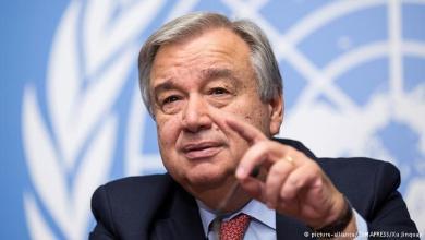 صورة الأمم المتحدة  تدعو جميع الأطراف الموريتانية إلى ضمان معالجة الخلاف