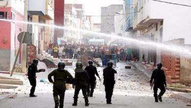 صورة المغرب: وفاة متظاهر متأثرا بجراحه في الحسيمة
