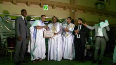 صورة المجلس الأعلى للشباب يكرم بعض رواد الحقل الرياضي