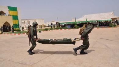 صورة موريتانيا: الموت يغيب ضابطا دركيا بشكل مفاجئ