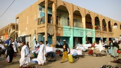 صورة موريتانيا : حريق يخلف خسائر في السوق المركزي بالعاصمة