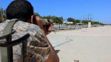 صورة ليبيا: انتشار أمني مفاجئ في سرت وتضارب الأنباء عن الأسباب