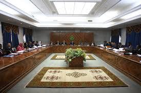 صورة موريتانيا: الوزاري يقر تعيينات ويجيز مشاريع