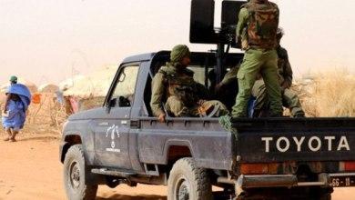 صورة موريتانيا: إصابة قائد فرقة الدرك في احتجاجات شرق البلاد