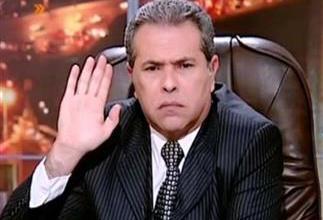 صورة حقيقة وفاة الإعلامي المصري توفيق عكاشة