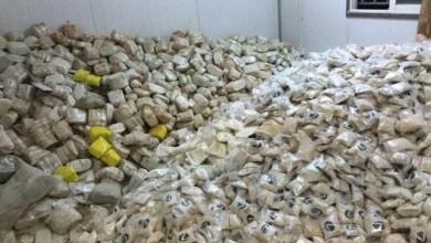 صورة موريتانيا : الشرطة تلقي القبض على عصابة تهريب للمخدرات  وتضبط كميات معتبرة من الحشيش في نواكشوط