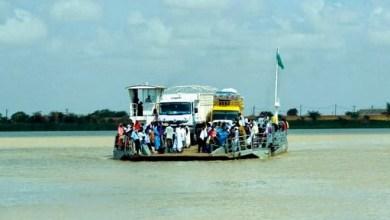 صورة توقيف دركيين جنوب موريتانيا