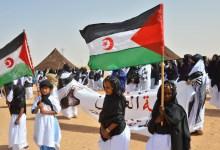 صورة الشعب الصحراوي يحي الذكرى 42 للغزو المغربي للصحراء الغربية