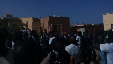 صورة لهذا السبب أدرج ولد عبد العزيز محطة جديدة لزيارة لكصر لم تكن مبرمجة من قبل