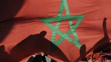 صورة المغرب:العشرات يحيون الذكرى الأولى لمقتل محسن فكري، بائع السمك