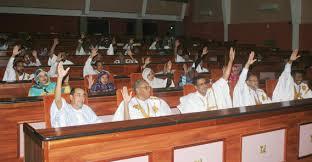 صورة موريتانيا: البرلمان يجيز مشروع النشيد المثير للجدل