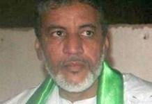 صورة إصابة نائب برلماني و وفاة شقيقه في حادث سير بولاية آدرار