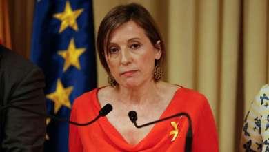 صورة اسبانيا: حبس رئيسة برلمان إقليم كاتالونيا