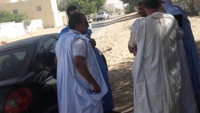 """صورة موريتانيون يشكون تعامل """"المغرب"""" على الحدود ويدعون بلدهم للمعاملة بالمثل"""