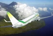 """صورة موريتانيا: الأسطول الجوي يعزز بطائرة """"بوينغ"""" جديدة"""