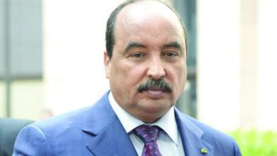 صورة موريتانيا: الرئيس يتسلم أوراق اعتماد عدد من سفراء العالم