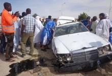"""صورة موريتانيا: قتيل وعدة جرحى في حادث سير قرب """"ألاك"""""""
