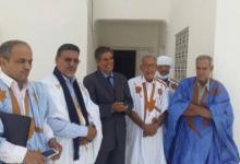 صورة نواكشوط: رئيس التكتل يلتقي مبعوث الرئيس الصحراوي