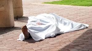 صورة نواكشوط: جريمة قتل بشعة يرتكبها مجهولون