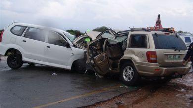 صورة موريتانيا: قتلى وجرى في حادث سير