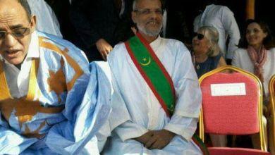 صورة ضجة في موريتانيا عقب استقبال نائب معارض للرئيس في تيشيت