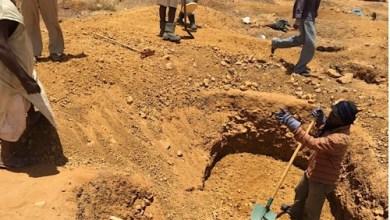 صورة موريتانيا: انهيار بئر للذهب يودي بحياة سبعة أشخاص