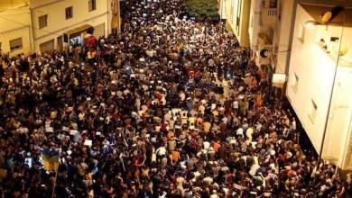 صورة المغرب يستقبل 2018 على وقع مظاهرات شعبية متصاعدة